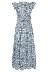 Kleid mit Floral-Muster - SOFIE SCHNOOR