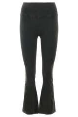 Cropped Leggings aus Baumwoll-Stretch - RAGDOLL LA