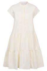 Hemdkleid aus Bio-Baumwolle  - SAMSOE SAMSOE