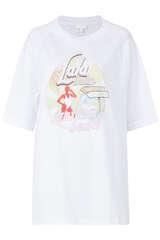 Oversize-Shirt Ingar  - LALA BERLIN