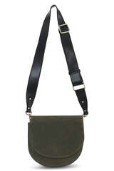 Saddle Bag Ally aus Veloursleder  - CLOSED