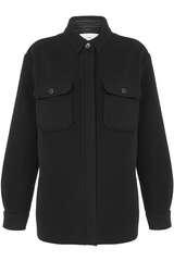 Overshirt aus Doubleface mit Cashmere - CLOSED