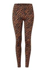 Leggings Zebra Toffee - HEY HONEY