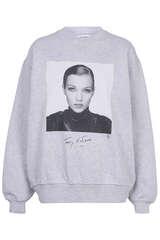 Sweatshirt aus Bio-Baumwolle  - ANINE BING