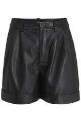 Shorts aus Leder - SET