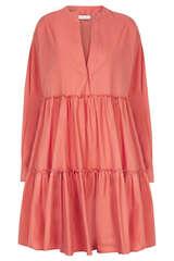 Mini Kleid mit Baumwolle - IHEART