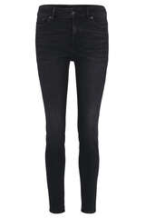 Cropped Skinny Mid Rise Jeans  - DRYKORN
