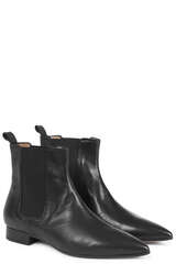 Chelsea Boots Madalina aus Leder - POMME D´OR