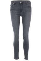 High Waist Jeans The Farrah Skinny Ankle - AG JEANS