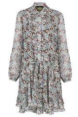 Kleid mit Floral-Druck - STEFFEN SCHRAUT
