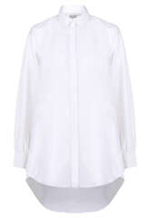 Oversize-Bluse Amina aus Bio-Baumwolle  - SECOND FEMALE