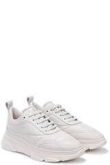 Sneakers CPH205 Nappa Cream White - COPENHAGEN STUDIOS