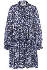Hemdblusenkleid mit Seide - MUNTHE