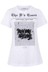 T-Shirt aus Baumwolle - DOROTHEE SCHUMACHER