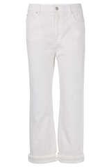 Boyfriend Jeans mit Baumwolle - DOROTHEE SCHUMACHER