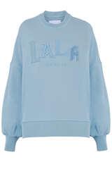 Sweatshirt Izaya aus Baumwolljersey  - LALA BERLIN