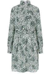 Kleid Demina mit Seide  - LALA BERLIN
