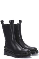 Boots CPH1000 aus Glattleder - COPENHAGEN STUDIOS