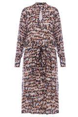 Kleid Alfa aus Viskose  - IHEART