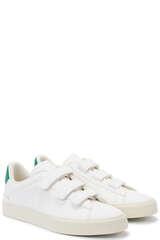 Sneaker Recife Chromefree Extra White/ Grün - VEJA