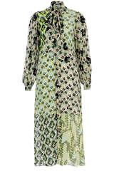 Schluppen-Kleid aus Seide und Viskose - DOROTHEE SCHUMACHER