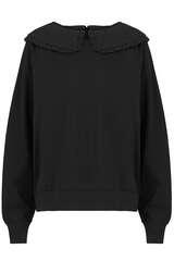 Sweatshirt mit Kragen - SET
