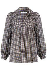 Bluse Opal aus Baumwolle - SAMSOE SAMSOE