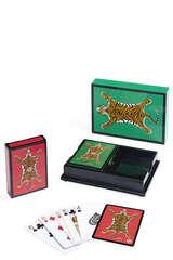 Spielkarten-Set in Aufbewahrungsbox - JONATHAN ADLER