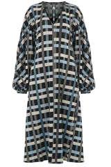 Kleid mit grafischem Muster  - STINE GOYA