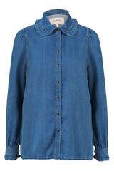 Bluse aus Baumwolle - BA&SH