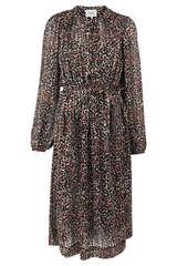 Kleid Erna mit Lurex Details - SECOND FEMALE