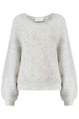 Pullover mit Alpaka - AMERICAN VINTAGE
