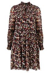 Kleid mit Smokdetail  - STEFFEN SCHRAUT