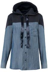 Hoodie-Shirt-Kombination  - STEFFEN SCHRAUT