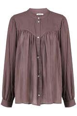 Bluse Ebury aus Baumwolle  - MASSCOB