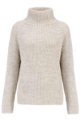 Pullover Arwen mit Wolle und Alpaka  - DRYKORN