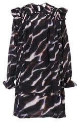 Kleid Ramiz mit Seide - MUNTHE