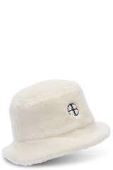 Bucket Hat aus Fake Fur - ANINE BING