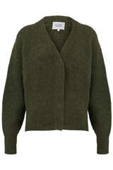 Cardigan Brooky mit Mohair - SECOND FEMALE