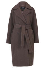 Mantel mit Wolle  - SET