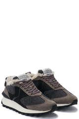 Sneaker Qwark Fur - VOILE BLANCHE