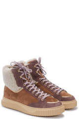 Hightop Sneaker Jenny High Ancient  - VOILE BLANCHE
