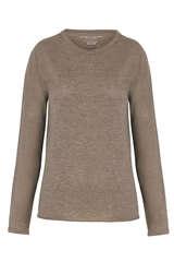 Feinstrickshirt aus Cashmere  - MAJESTIC FILATURES