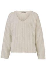 Pullover mit Wolle und Baumwolle - SET