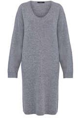 Strickkleid mit Wolle und Baumwolle  - SET