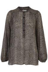 Bluse aus Viskose - SECOND FEMALE